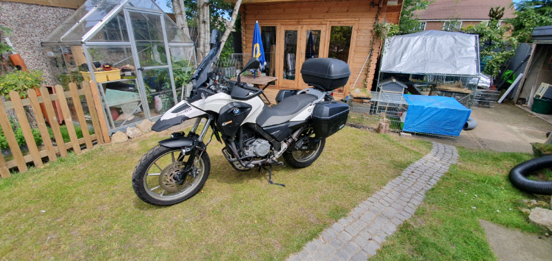 BMW G650GS 2012 ABS 23400 miles | in Scarborough, North Yorkshire | Gumtree