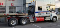 Now Hiring Flatbed Professional Drivers!