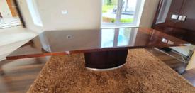 Kesterport 5th Avenue American Walnut Dining Table RRP £25000
