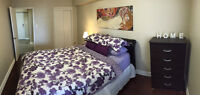 WEEKLY downtown YORKVILLE fully furnished + cable and net! VIDEO