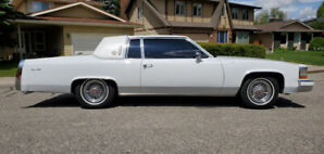 1980 Cadillac Brougham Coupe (2 door)