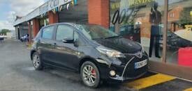 image for 2014 Toyota Yaris 1.33 VVT-i Icon 5dr Nav / Reverse Camera / £30 Tax HATCHBACK P