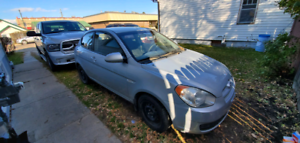 2007 Hyundai Accent  - Needs Repair