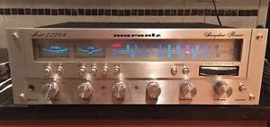 Achète - Buy **  Looking for Marantz or NAD - Working or not.