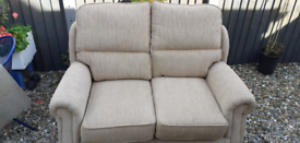 2 SEATER SOFA VERY LITTLE USE