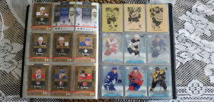 Tim hortons hockey cards!! almost complete for 300 obo