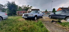 1992 Mercedes-Benz E Class
