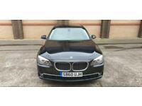 2011 BMW 7 Series 730d SE 4dr Auto SALOON Diesel Automatic