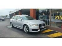 2014 Audi A6 2.0 TDI Ultra S Line 5dr Satnav/Leather £30 Tax ESTATE Diesel Manua