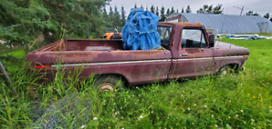 1973 FORD 3/4 TON  PERFECT PROJECT