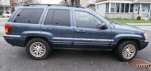 2003 Jeep Grand Cherokee Limited V8 VUS