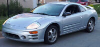 ** 2003 Mitsubishi Eclipse Coupe (2 door) - Sharp, Fun Car! **