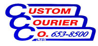 Custom Courier requires a full time administration position
