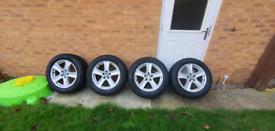 Winter wheels for Bmw x5 e70