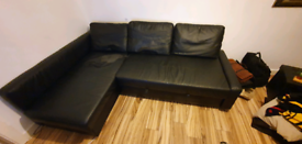 Corner sofa bed 4 seater