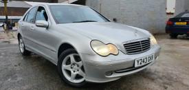 For sale Mercedes-Benz C240 avantgarde automatic