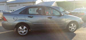 2006 Ford Focus Ses zx4 Berline, FINANCEMENT MAISON