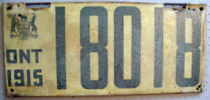 WANTED - Ontario License Plates!! Diplomatic, Political, Oddball