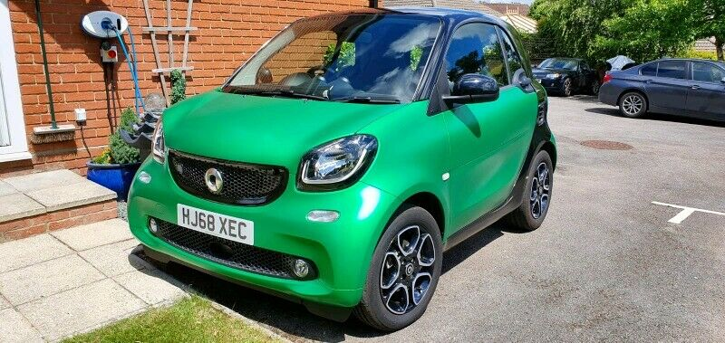 Smart Car As New One Of A Kind Colour Loads Extras In Wimborne Dorset Gumtree