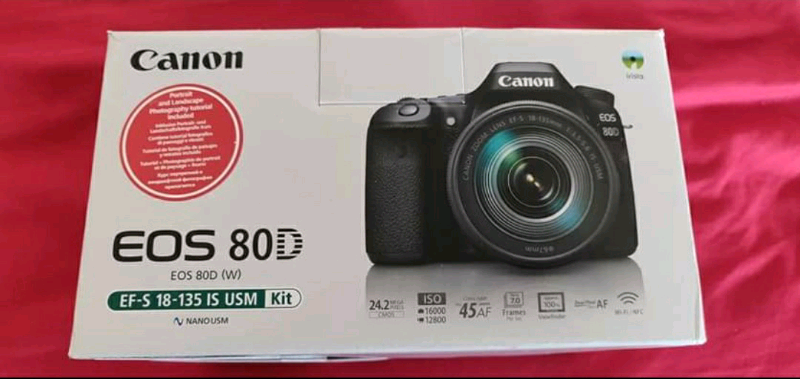 Canon 80D with micr USM lens   in Banbury, Oxfordshire   Gumtree