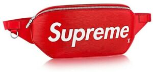 REAL SUPREME X LV FANNY PACK