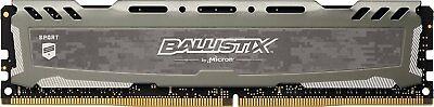 Crucial Ballistix Sport 4GB DDR4 2400 MHz PC4-19200 288-Pin Desktop Memory RAM Crucial 4 Gb Memory
