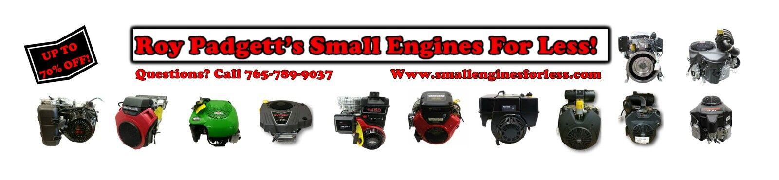 Small Engines For Less