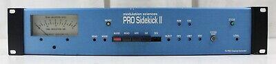 Modulation Sciences Pro Sidekick Ii Tv Pro Channel Generator Pcg-ii Blue