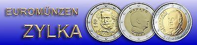 Euromünzen Zylka