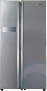LG B247ESL 679L Side by Side Fridge Chatswood Willoughby Area Preview