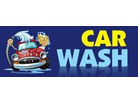 Need Workers For Hand Car Wash in Farnborough