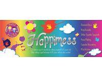 Messy Play Mumbles - Happimess