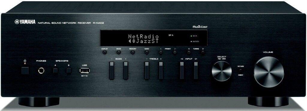 Yamaha MusicCast R-N402D Streamer/Amplifier/Radio - 1 week old | in St  Helens, Merseyside | Gumtree
