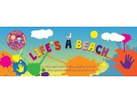 Messy Play Mumbles - Life's A Beach