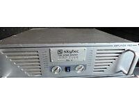 1500w amp with speakon leads