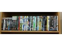 Selection of dvds & games