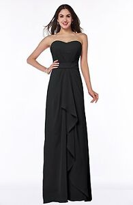 Beautiful Black Formal Gown