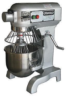 Commercial Dough Mixer Ebay