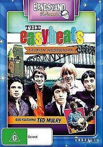 EASYBEATS LIVE IN AUSTRALIA DVD ALL REGIONS PAL NEW