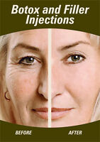 Botox & Filler, $4.95/unit, 20 units for only $99