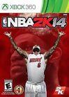 NBA 2K14 Microsoft Xbox 360 Video Games