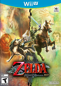 Wanted: Twilight Princess hd Wii U