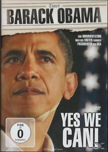 Barack Obama - Yes we can! (2009) - DVD - Neu und OVP