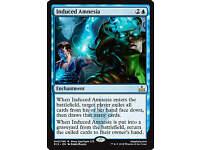 English Rivals of Ixalan MTG Magic 4x Induced Amnesia NM-Mint
