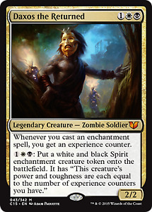 Magic the Gathering 2015 Commander Deck Call the Spirits