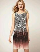 Karen Millen Animal Print Dress