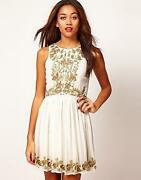 River Island Beaded Dress