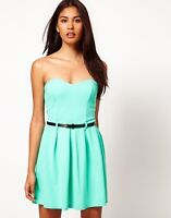 Paprika (bought from Asos) Mint Green Dress