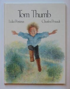 Children's Classics Tom Thumb + Peter and the Wolf Storybooks