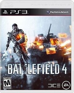 Battlefield 4 PS3 Game For Sale